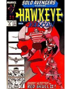 Solo Avengers (1987) #   6 (8.0-VF)