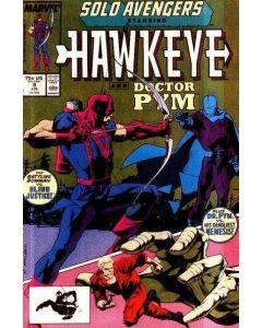 Solo Avengers (1987) #   8 (8.0-VF)