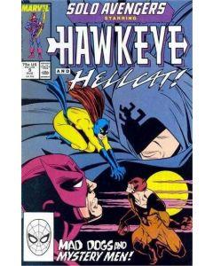 Solo Avengers (1987) #   9 (8.0-VF)