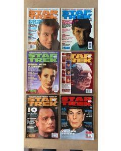 Star Trek Monthly (1995) # 5-73 (26x) CHEAP BULK DEAL LOT SET 0073