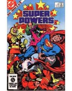 Super Powers (1984) #   2 (6.0-FN)