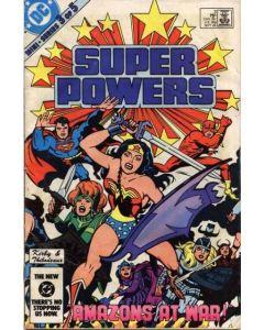 Super Powers (1984) #   3 (5.0-VGF)