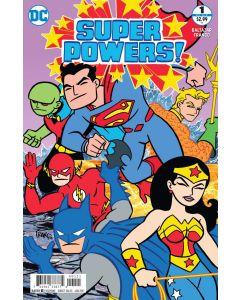 Super Powers (2016) #   1 Cover B (9.0-NM)