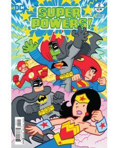 Super Powers (2016) #   2 (9.0-NM)