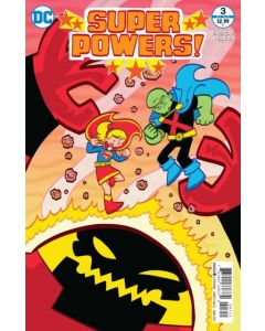 Super Powers (2016) #   3 (8.0-VF)