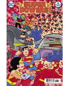 Super Powers (2016) #   6 (8.0-VF)