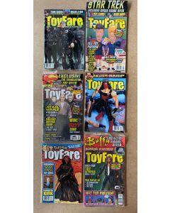 Toyfare (1997) # 4-110 (24x) CHEAP BULK DEAL LOT SET 0075