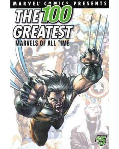 100 Greatest Marvels of All Time (2001) #   6 (7.0-FVF)