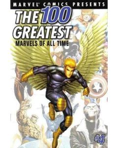 100 Greatest Marvels of All Time (2001) #   7 (6.0-FN) Price tag on Cover