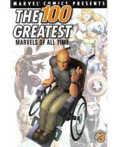 100 Greatest Marvels of All Time (2001) #   8 (6.0-FN) Price tag on Cover