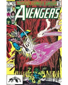 Avengers (1963) # 231 (6.0-FN)
