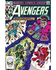 Avengers (1963) # 235 (6.0-FN)