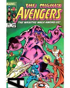 Avengers (1963) # 244 (7.0-FVF)