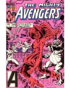 Avengers (1963) # 245 (8.0-VF)