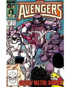 Avengers (1963) # 289 (6.0-FN)