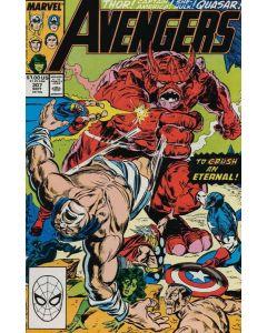 Avengers (1963) # 307 MARK JEWELERS (6.0-FN)