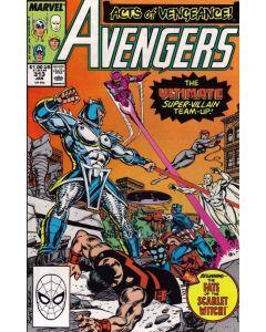 Avengers (1963) # 313 (6.0-FN) Acts of Vengeance