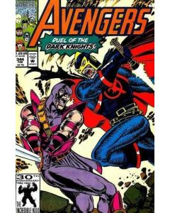 Avengers (1963) # 344 (8.0-VF) THE GATHERERS