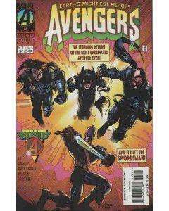 Avengers (1963) # 392 (7.0-FVF)