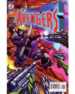 Avengers (1963) # 397 (8.0-VF)