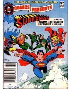 Best of DC Blue Ribbon Digest (1979) #  13 (6.0-FN) Superman