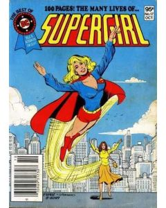Best of DC Blue Ribbon Digest (1979) #  17 (6.0-FN) Supergirl