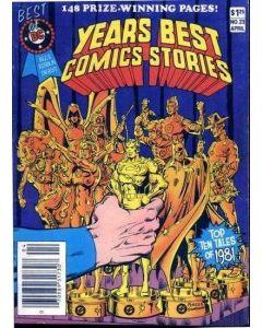 Best of DC Blue Ribbon Digest (1979) #  23 (4.0-VG) Years Best Comics Stories