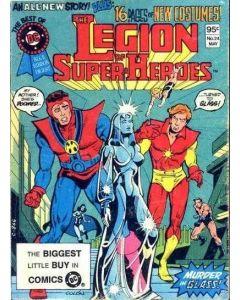Best of DC Blue Ribbon Digest (1979) # 24 (5.0-VGF) Legion of Super-Heroes