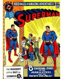 Best of DC Blue Ribbon Digest (1979) #  25 (6.0-FN) Superman