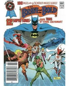 Best of DC Blue Ribbon Digest (1979) #  26 (6.0-FN) Brave and the Bold