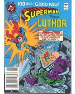 Best of DC Blue Ribbon Digest (1979) #  27 (6.0-FN) Superman versus Luthor