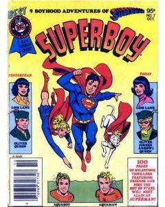 Best of DC Blue Ribbon Digest (1979) #   7 (6.0-FN) Superboy