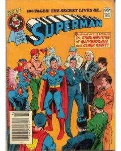 Best of DC Blue Ribbon Digest (1979) #   8 (6.0-FN) Superman