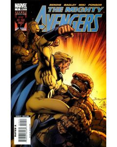 Mighty Avengers (2007) #  10 (9.0-NM)