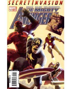 Mighty Avengers (2007) #  12 (7.0-FVF)