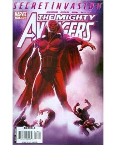 Mighty Avengers (2007) #  14 (6.0-FN)