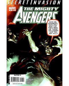 Mighty Avengers (2007) #  17 (5.0-VGF)