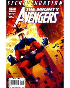 Mighty Avengers (2007) #  19 (8.0-VF)