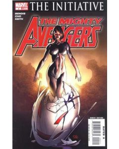 Mighty Avengers (2007) #   2 (6.0-FN)