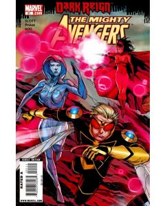 Mighty Avengers (2007) #  21 (6.0-FN)