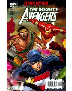 Mighty Avengers (2007) #  22 (7.0-FVF)