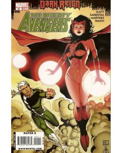 Mighty Avengers (2007) #  24 (8.0-VF)