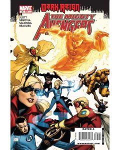 Mighty Avengers (2007) #  25 (8.0-VF)