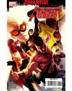 Mighty Avengers (2007) #  26 (6.0-FN)