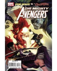 Mighty Avengers (2007) #  28 (7.0-FVF)