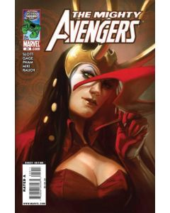 Mighty Avengers (2007) #  29 (7.0-FVF)  Loki as Scarlet Witch