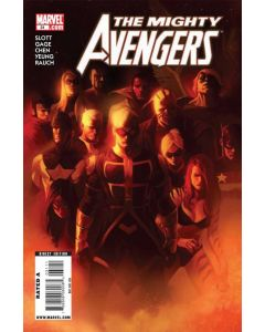 Mighty Avengers (2007) #  31 (6.0-FN)