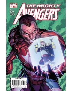 Mighty Avengers (2007) #  33 (8.0-VF)