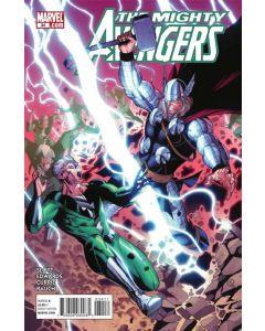 Mighty Avengers (2007) #  34 (8.0-VF)