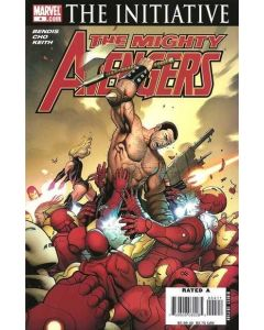 Mighty Avengers (2007) #   4 (6.0-FN)